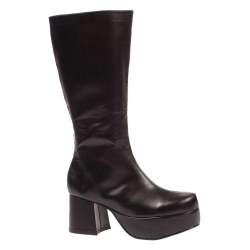 Rock Star Platform Costume Boots - Adult