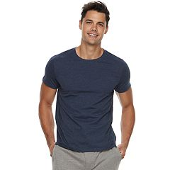 Men's Apt. 9® Premier Flex Slim-Fit Crewneck Sleep Shirt