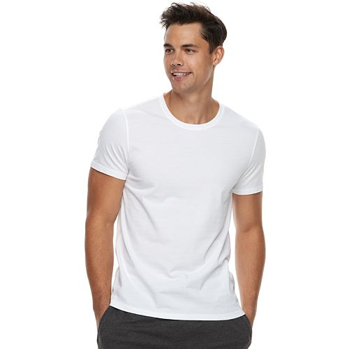 Men's Apt. 9® Premier Flex Crewneck Sleep Shirt