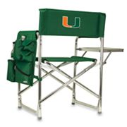 Miami Hurricanes Sports Chair