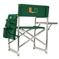 Miami Hurricanes Sports Chair