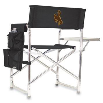 Wyoming Cowboys Sports Chair