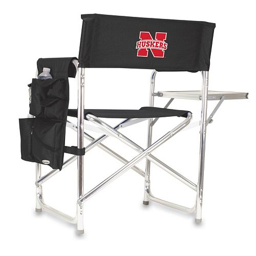 Nebraska Cornhuskers Sports Chair
