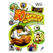 Nintendo Wii Family Party: 30 Great Games Outdoor Fun