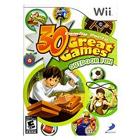 Nintendo®Wii™ Family Party: 30 Great GamesOutdoor Fun