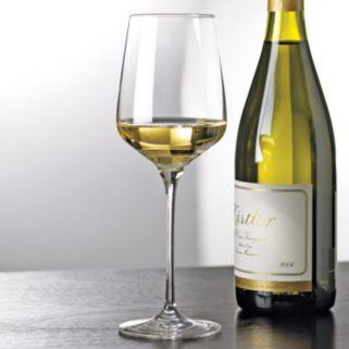 Wine Enthusiast 4-pc. Fusion Infinity White Wine Glasses