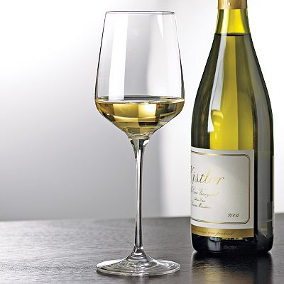 Wine Enthusiast 4-pc. Fusion Infinity White Wine Glasses