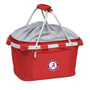 Alabama Crimson Tide Insulated Picnic Basket