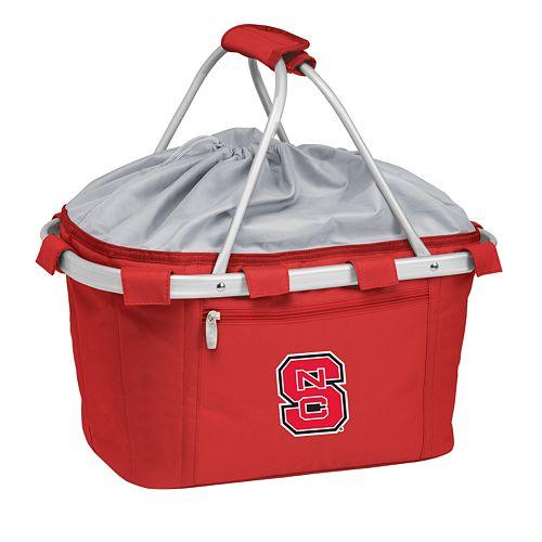 North Carolina State Wolfpack Insulated Picnic Basket