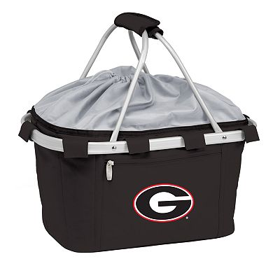 Georgia Bulldogs Insulated Picnic Basket