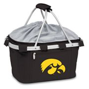 Iowa Hawkeyes Insulated Picnic Basket
