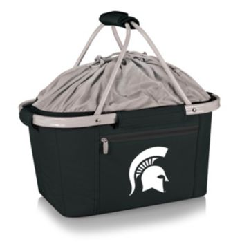 Michigan State Spartans Insulated Picnic Basket