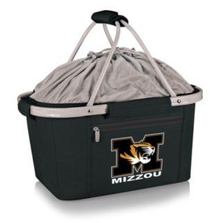 Missouri Tigers Insulated Picnic Basket
