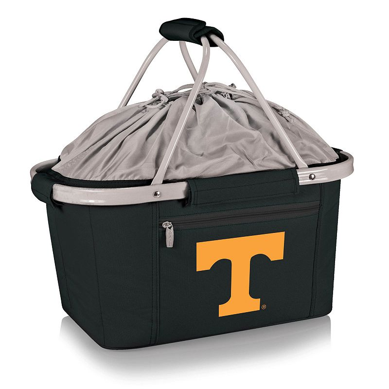 Tennessee Volunteers Insulated Picnic Basket (Black)