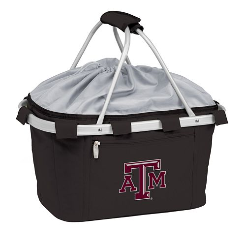 Texas A&M Aggies Insulated Picnic Basket
