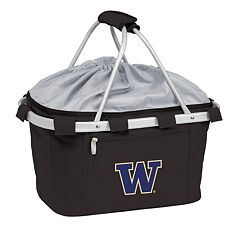 Washington Huskies Insulated Picnic Basket