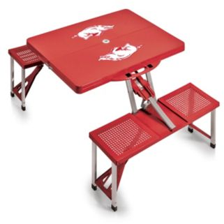 Arkansas Razorbacks Folding Table