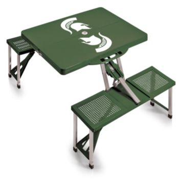 Michigan State Spartans Folding Table