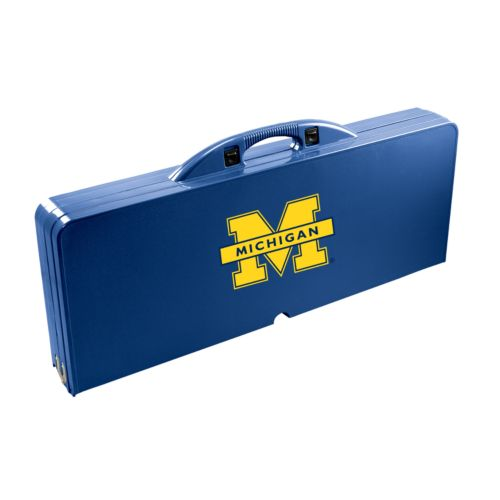 Michigan Wolverines Folding Table