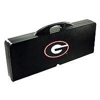 Georgia Bulldogs Folding Table