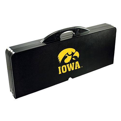 Incredible Iowa Hawkeyes Folding Table Beatyapartments Chair Design Images Beatyapartmentscom