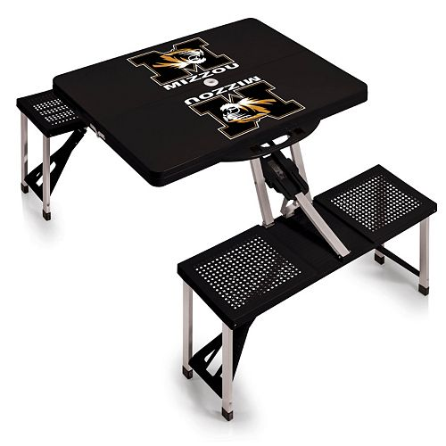 Missouri Tigers Folding Table