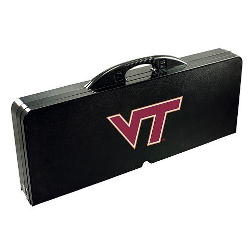 Virginia Tech Hokies Folding Table