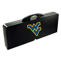 West Virginia Mountaineers Folding Table