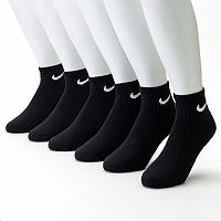 Men's Nike 6-pk. Performance 1/4-Crew Socks