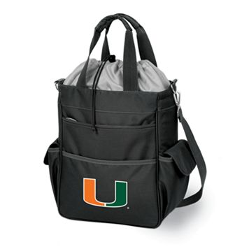 Miami Hurricanes Insulated Lunch Cooler