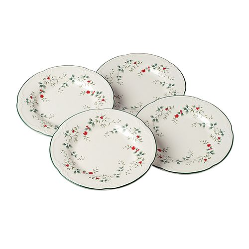 Pfaltzgraff Winterberry 4-pc. Salad Plate Set