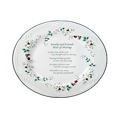 Pfaltzgraff Winterberry 'Friends & Family' Serving Plate