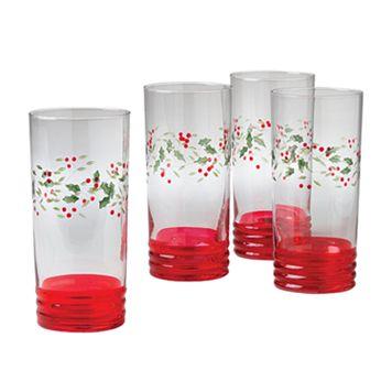 Pfaltzgraff® Winterberry® 4-pc. Cooler Set