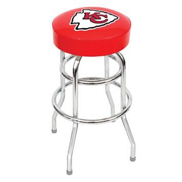 Kansas City Chiefs Bar Stool