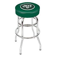 New York Jets Bar Stool