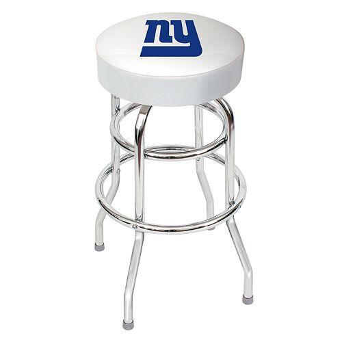 New York Giants Bar Stool