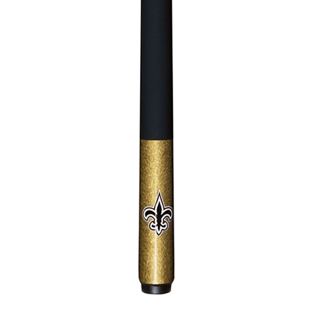 New Orleans Saints Pool Cue