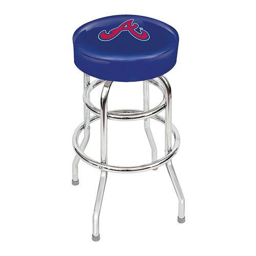 Atlanta Braves Bar Stool