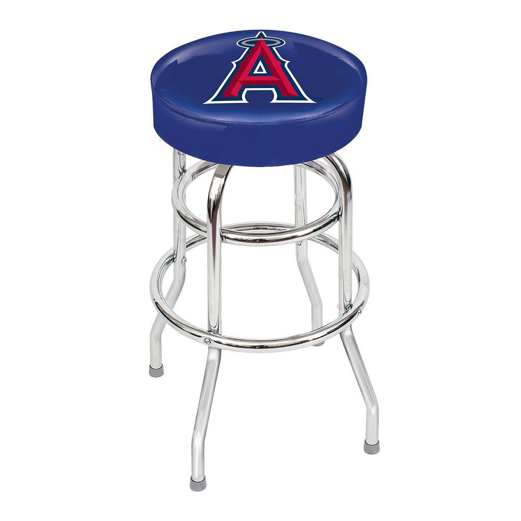 Los Angeles Angels of Anaheim Bar Stool