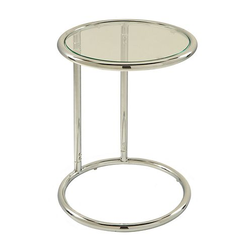 Office Star Products Avenue Six Yield End Table