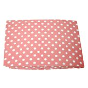My Baby Sam Polka-Dot Crib Sheet