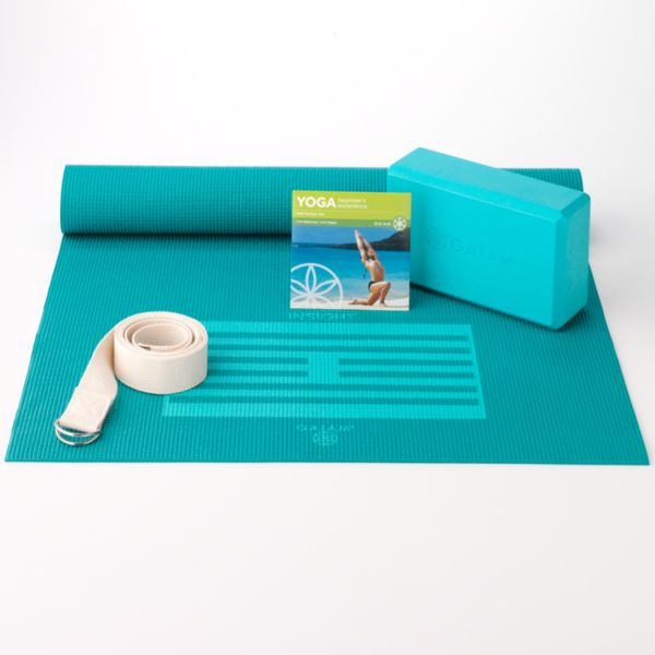 Gaiam Beginner's Yoga Kit
