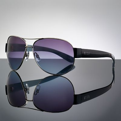 ELLE Aviator Sunglasses