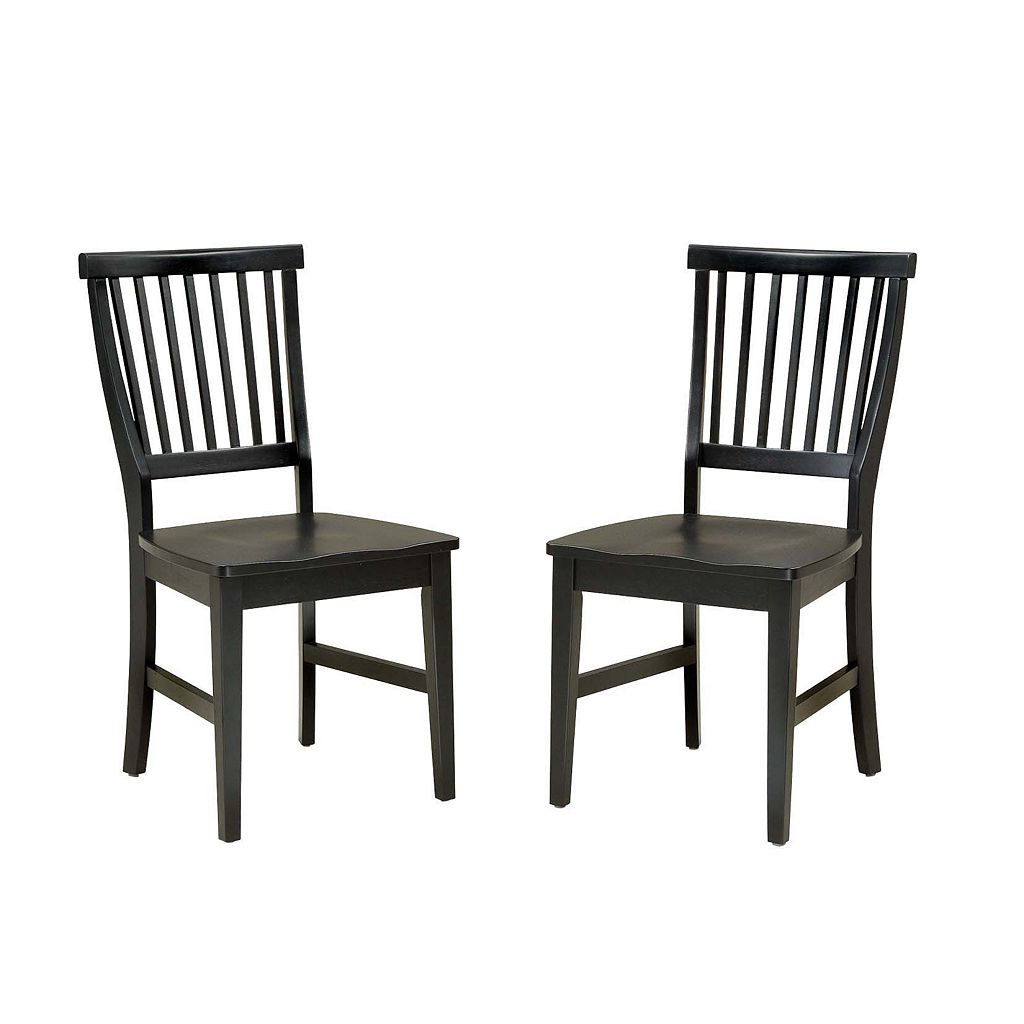 Arts & Crafts 2-pc. Dining Chair Set