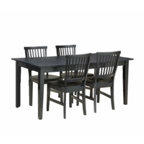 Arts and Crafts 5-pc. Dining Set