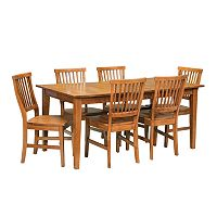 Arts & Crafts 7 pc Dining Set