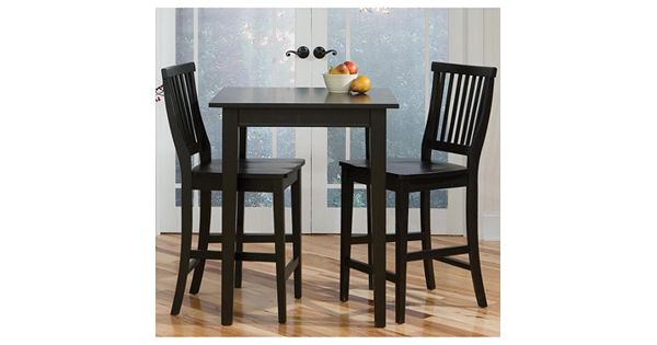 3 Pc Kitchen Table Sets: Arts And Crafts 3-pc. Bistro Set