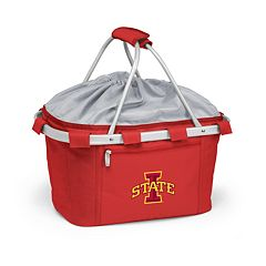 Iowa State Cyclones Insulated Picnic Basket