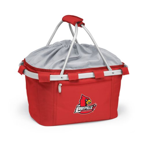 Louisville Cardinals Insulated Picnic Basket