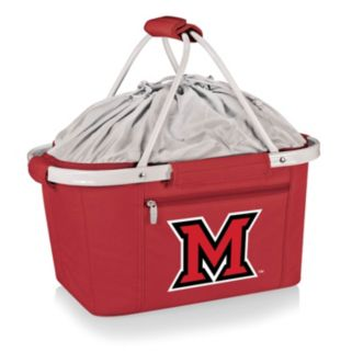 Miami University RedHawks Insulated Picnic Basket